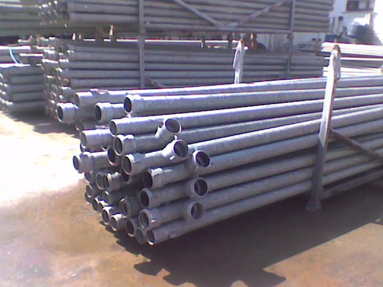 Tubi In Ferro Zincato Usati.Tubi Per Irrigazione Nuovi Sferici Bichiere Negozio Online